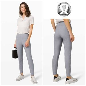 NWOT Lululemon Here to There High-Rise Grey Pant